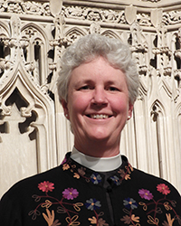 The Rev. Patricia Downing